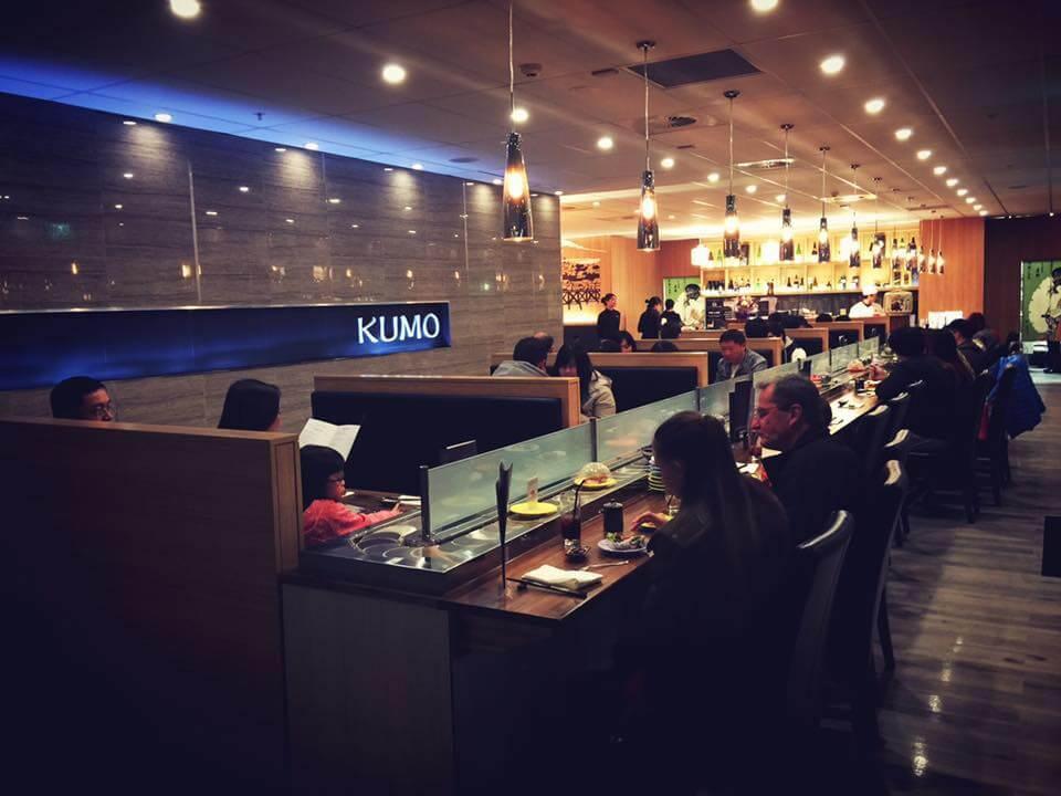 基督城美食推荐:那些只有本地人知道的日式特色小馆 (KUMO 回转寿司)