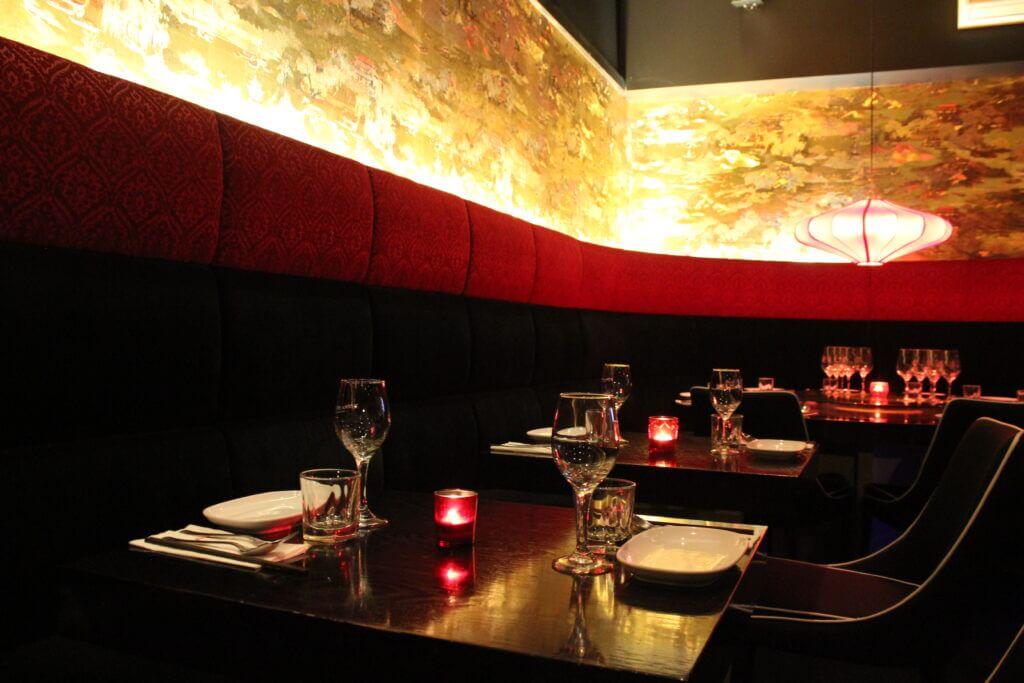 基督城美食推荐:那些适合约会的亚洲餐厅——佛光餐厅(Buddha Stix Restaurant & Bar)