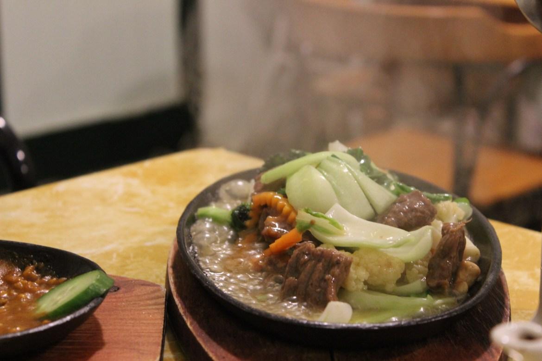基督城美食推荐:那些美味的家常菜素食餐厅(大自然素食餐厅)