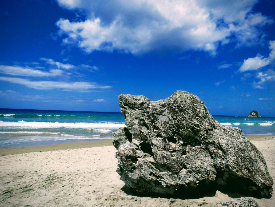 B站每天带你看一点新西兰——芒格怀(Mangawhai)海滩 (4.7⭐️)