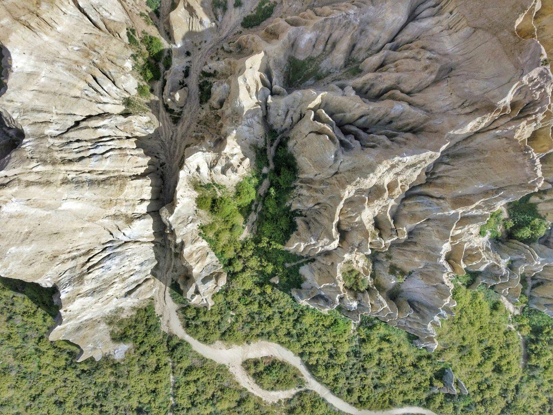 奥玛拉玛黏土悬崖,遗落在南岛的火星景观(4.6⭐)