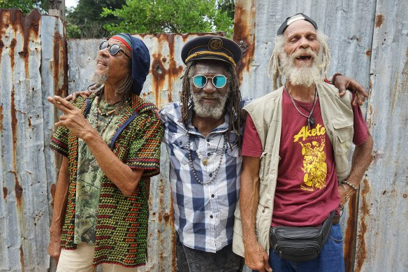 INNA DE YARD, LE FILM, DOCUMENTAIRE REGGAE 1