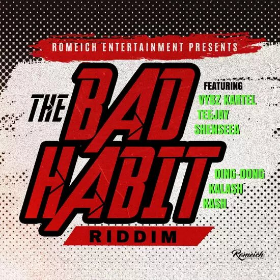 THE BAD HABIT RIDDIM MIXÉ PAR ARAWAK SOUND 2