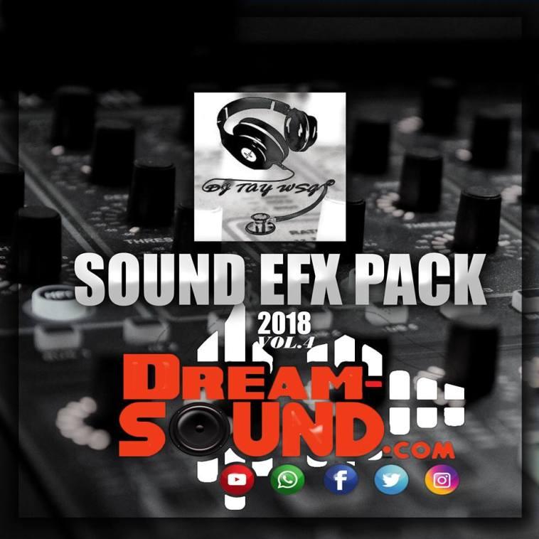 DJ TAY WSG - SOUND EFX PACK VOL. 4 (EFX 2018) 1