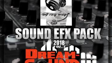 DJ TAY WSG - SOUND EFX PACK VOL. 4 (EFX 2018) 5