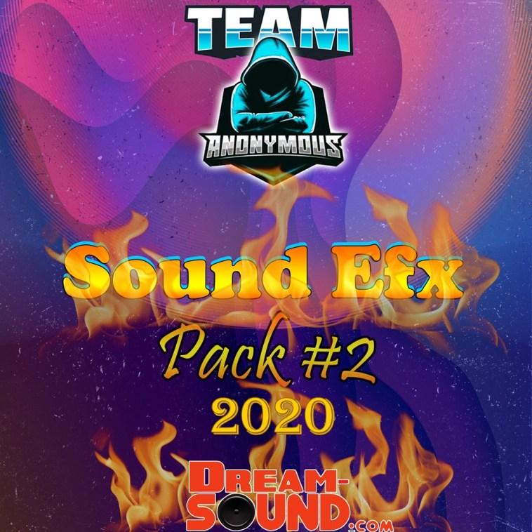 TEAM ANONYMOUS - SOUND EFX PACK VOL. 2 (EFX 2020) 1