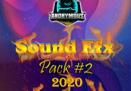 TEAM ANONYMOUS - SOUND EFX PACK VOL. 2 (EFX 2020) 4