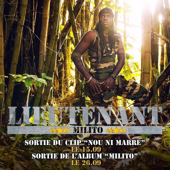 LIEUTENANT FT DJ MAIKI D - NOU NI MARRE 2