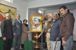 Netaji's Birthday: Freedom Fighters & Kin of Kargil martyrs honored by Doon Public School, Panchkula