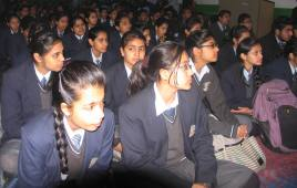 Vigilance Awareness Workshop at St. Joseph's