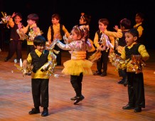 "CRB Public School Celebrates Annual Function ""Vibrant Seasons"""