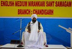 Sanyojak Level English Medium Nirankari Sant Samagam