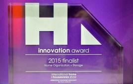 Bonita gets Finalist Award for Product Innovation at IHA Chicago fair