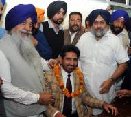 HOUSEFED to construct 124779 houses across the state says Sukhbir Badal