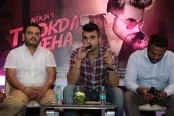"""Malwa Records launched with Ninja's new single """"Thokda Reha"""""""