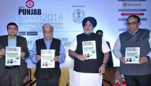 Sukhbir Singh Badal urges all states to implement Punjab eGov model
