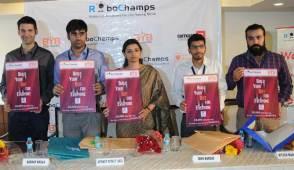 Ludhiana Boy to make it big in Robotics
