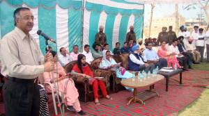 CM Navjeevan project launched for overall development of villages in Bathinda