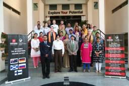 Global Engineering Week at Chitkara University, Himachal Pradesh