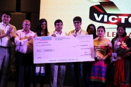 Meritorious students were awarded with cash prizes by ALLEN