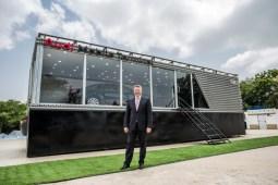 Audi kick starts its 2016 season of Audi Mobile Terminal Tour