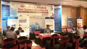 IDP Education Organized Study Abroad Education Fair in Chandigarh