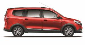 Renault India launches The New Lodgy Stepway range
