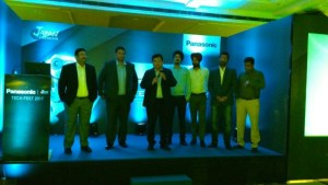Panasonic Organizes Tech-Fest in Ludhiana for dealers and distributors