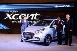 Hyundai Announces Global Launch of the 'All New Xcent'