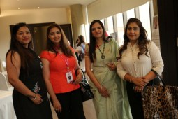 La Femme Privee networking forum for women entrepreneurs hosted its 2nd event at Hyatt Regency