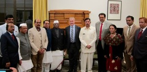 Maharashtra MLA delegation on a visit to New Zealand