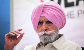 K P S Gill passed away due to Cardiac Arrest
