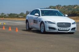 Jaguar brings the Art of performance Tour to Noida