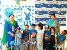 Blue day Celebration @ SMD Little Champ School