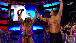 Khali aids Mahal to retain WWE title at WWE Battleground