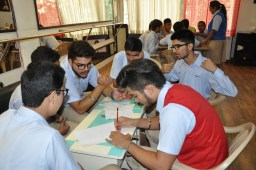Workshop on 'PLAYNOMICS' at The British School
