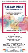 """Salaam India"" Exhibition Celebrates the awe-inspiring facets of our diverse culture on 26th Aug till 28th Aug"