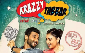 Punjabi Krazzy Tabbar Movie Review & Rating | Hit or flop | Box Office Collection Live Updates
