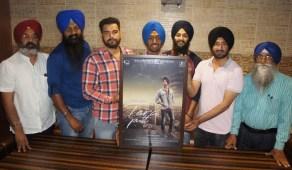 "Poster of Prabh Joban's upcoming song ""Tera Putt"" released"