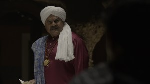 Sharat Saxena makes a cameo in Sajjan Re Phir Jhooth Mat Bolo