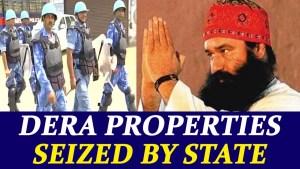 Haryana Police has sanitised 103 'Naam Charcha Ghars' of Dera Sacha Sauda