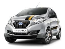 Datsun India launches redi-GO GOLD 1.0L