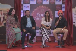 Max Fashion launches its all new festive collection Nikka Zaildar 2 team Ammy Virk & Sonam Bajwa