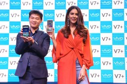 Vivo Launches V7+ in Chandigarh with the Revolutionary 24MP Selfie Camera and Full View™ Display