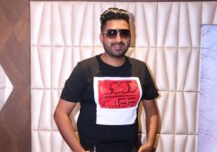 """Balraj launched his new single track """"Kinna Pyar"""""""
