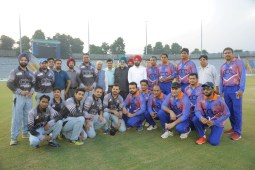CII  – CCC Corporate Cricket Premier League gets underway at PCA Stadium, Mohali