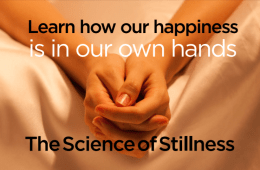 'The Science of Stillness'- online Meditation Masterclass now launched in several Indian languages