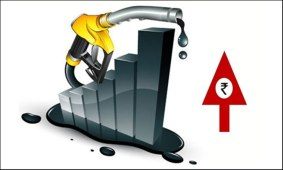 Bansal flays the rise in prices of petrol and diesel