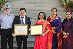 Chitkara University bags 'Swachhta Award, sets an example in cleanliness