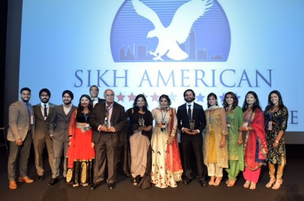 500 Leading Indian American Entrepreneurs Thronged for Annual Gala in New Jersey